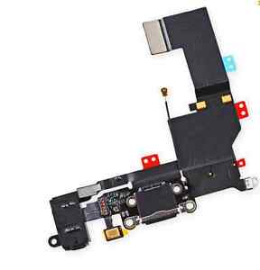 iphone 5 charging port oem charging port dock connector headphone mic flex 14508