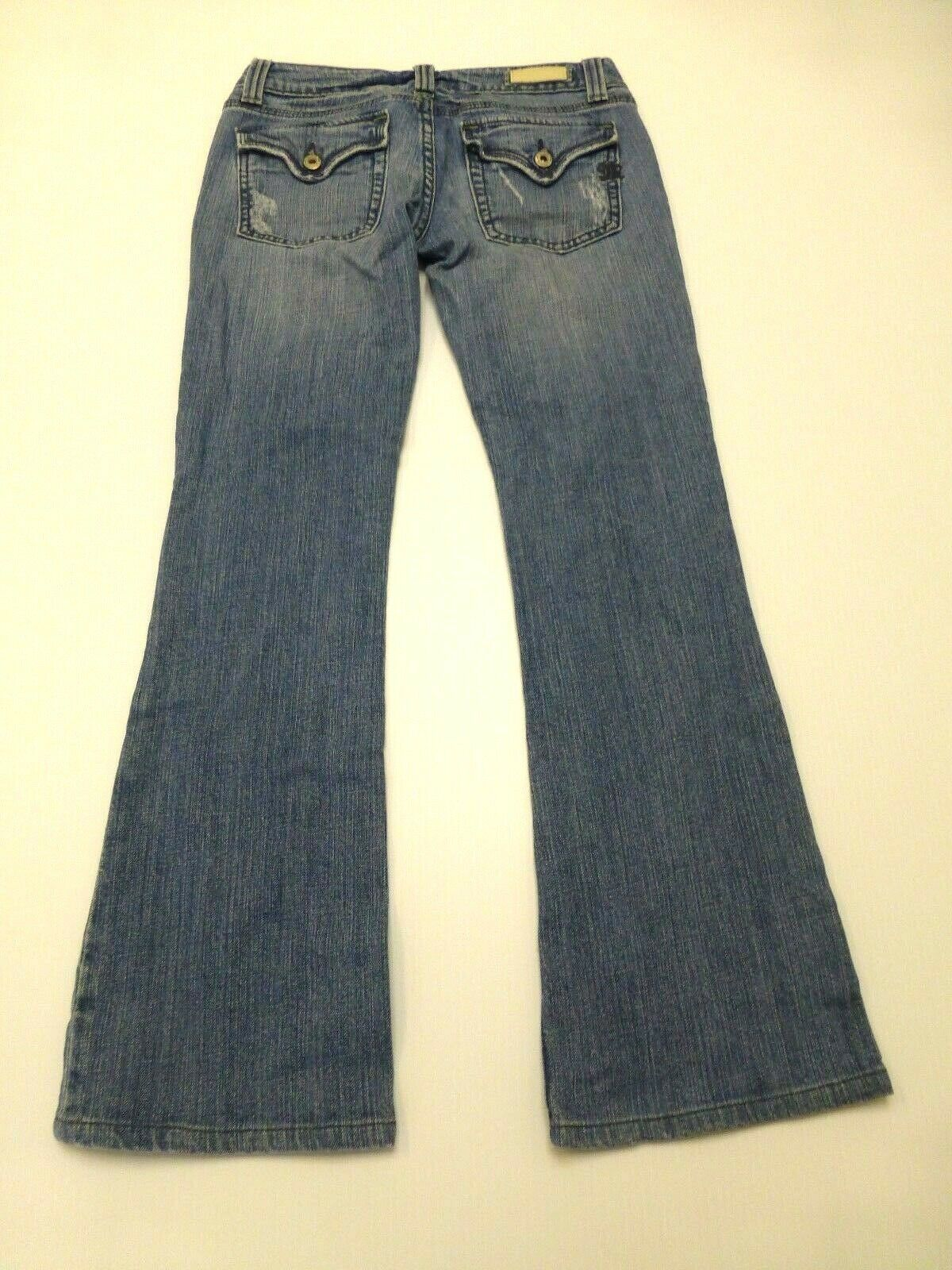 Miss Me Jeans Womens Size 28 bluee Jeans Great Condition