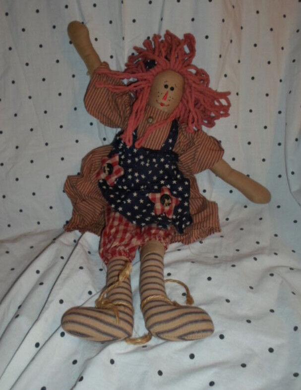 Boyd's Collection Rag Doll 20  Plush Soft Toy Stuffed Animal