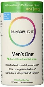 Rainbow-Light-Men-039-s-One-Multivitamin-150-Count