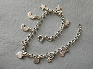 Charm Pendentif Ours Argent sterling 925//1000