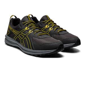 Asics-Homme-Trail-Scout-Chaussures-De-Course-Baskets-Sneakers-Noir-Sport-Respirant
