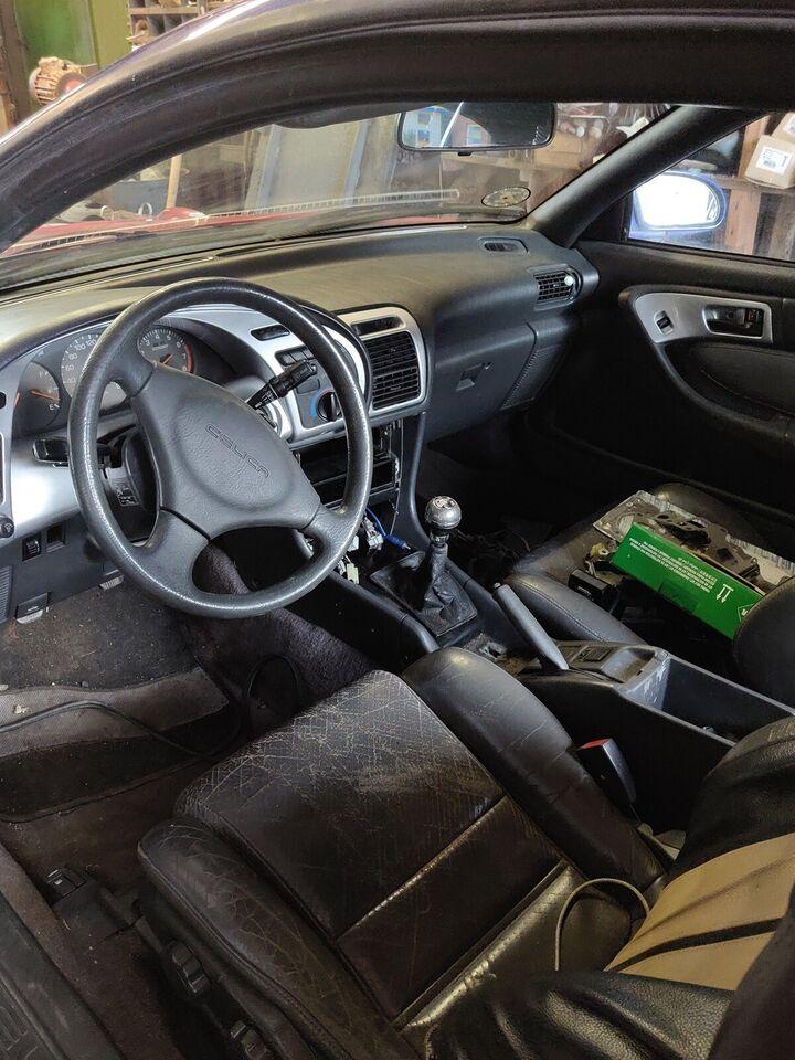 Toyota Celica, 1,6 STi, Benzin