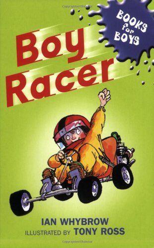 1 of 1 - Boy Racer: Book 4 (Books for Boys),Ian Whybrow, Tony Ross