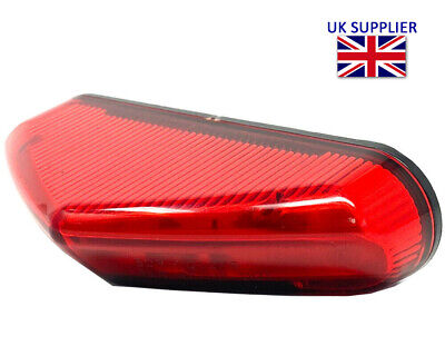 Motorbike Stop Tail Rear Light for Streetfighter Cafe Racer Scrambler Project