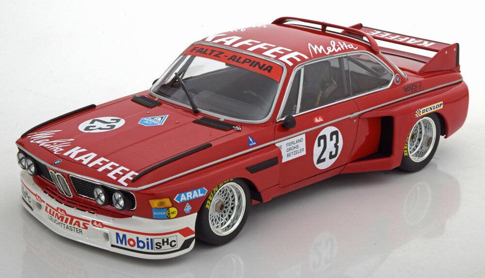 1 1 1 18 Minichamps BMW 3.0 CSL  Zandvoort Trophy 1975 d00f6c