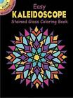 Easy Kaleidoscope Stained Glass Coloring Book by Albert G. Smith (Paperback, 2005)