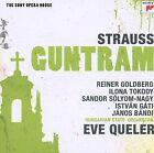 Strauss: Guntram (CD, Jun-2009, 2 Discs, Sony Classical)