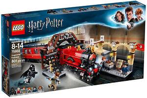 LEGO-Harry-Potter-75955-Hogwarts-Express-Exklusiv-Exclusive-Neu-amp-OVP
