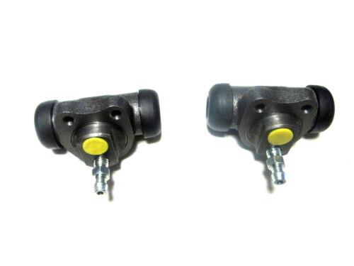 System LUCAS Opel Kadett E 1,8GSI 84-86 Satz Radbremszylinder 2 Stück