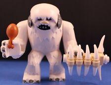 LEGO® Brick STAR WARS™ HOTH 8089 WAMPA CREATURE minifigure + Accessories