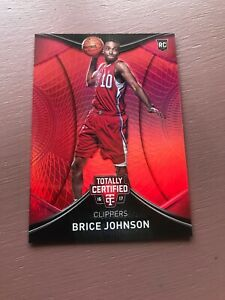 2016-17-Panini-Totally-Certified-Basketball-Brice-Johnson-Rookie-Card-199