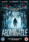 Abominable 5022153102801 DVD Region 2