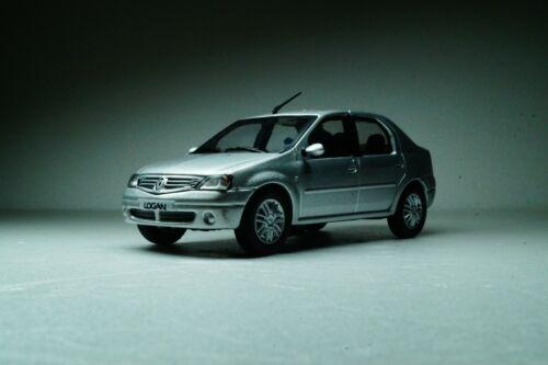 2006 Sedan Silver Scale 1:43 Eligor Diecast car model Renault Logan Dacia