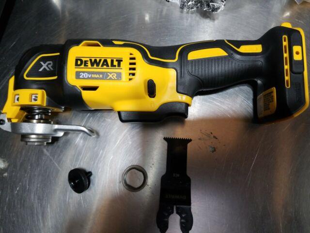 New Dewalt DCS355B 20V 20 Volt Max XR Brushless Cordless Oscillating Multi Tool