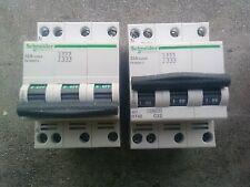 courbe C A9N21028 Prodis DT40 1P+N 32A disjoncteur