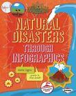 Natural Disasters Through Infographics by Nadia Higgins (Hardback, 2013)