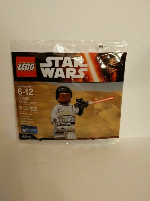 HAN SOLO w// Brown Parka ~ Star Wars ~ NEW Lego Parts ~ Lego ~ Mint Minifigure