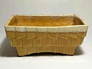 Vintage-Shawnee-OP-2808-Planter-Flower-Pot-See-pics-uncommon-Make-offer