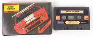ROAD-FIGHTER-MSX-COMMODORE-64-JEU-PARFAIT