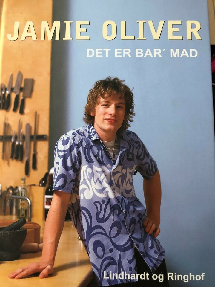 Det er bar´mad, Jamie Oliver, emne: mad og vin