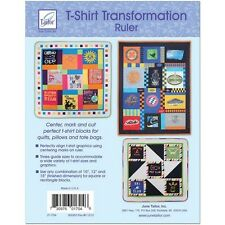 June Tailor T-Shirt Transformation Ruler - 081429