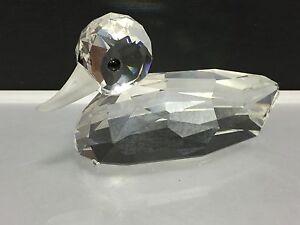 Swarovski-Figurine-Grand-Canard-9-5-cm-Top-Etat