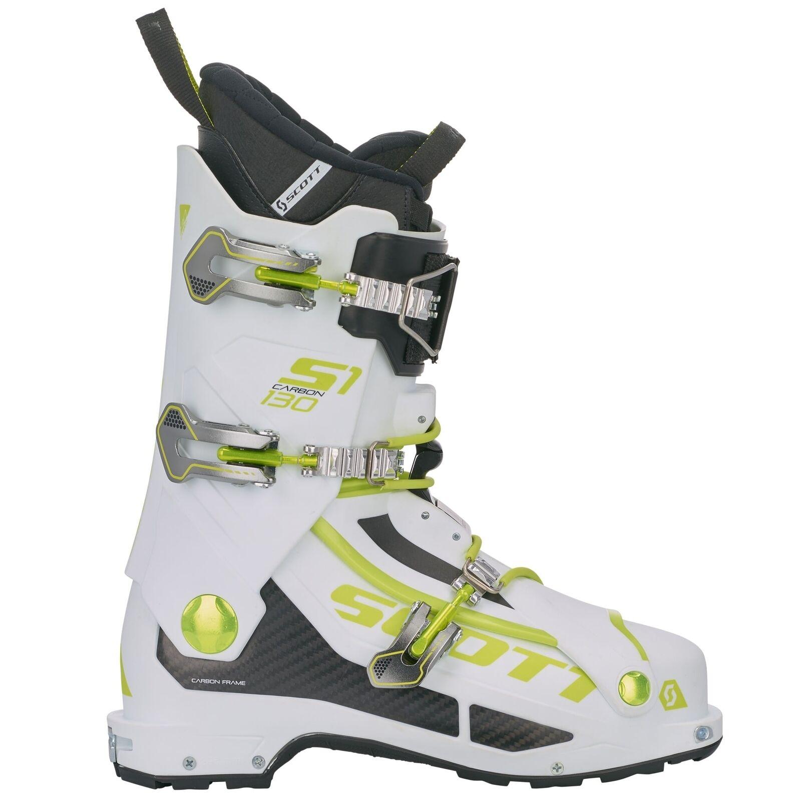 Ski Touring Scott S1 Carbon Touring Boot