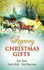 Regency Christmas Gifts: WITH Scarlet Ribbons AND Christmas Promise AND A Little Christmas by Carla Kelly, Lyn Stone, Gail Ranstrom (Paperback, 2010)