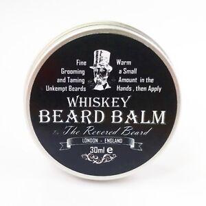 30ml-Whiskey-Beard-Balm-by-Revered-Beard-Premium-Quality-Taming-amp-Styling-Butter