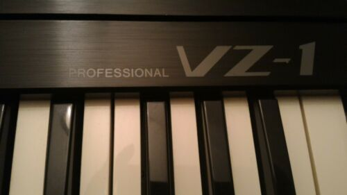 Casio VZ Synthesizer Patches