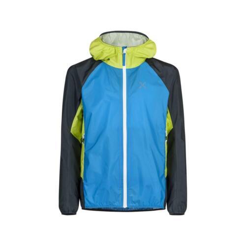 Turchese//Verde Lime 2047 Montura Teorema Jacket