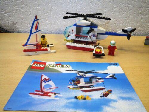 Lego Bausatz  6342  Küstenwache mit Bauanleitung
