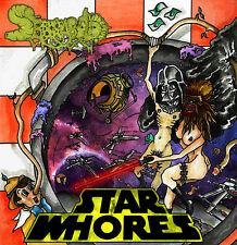 SERRABULHO -CD- Star Whores (Jig Ai, Gutalax, Spasm )