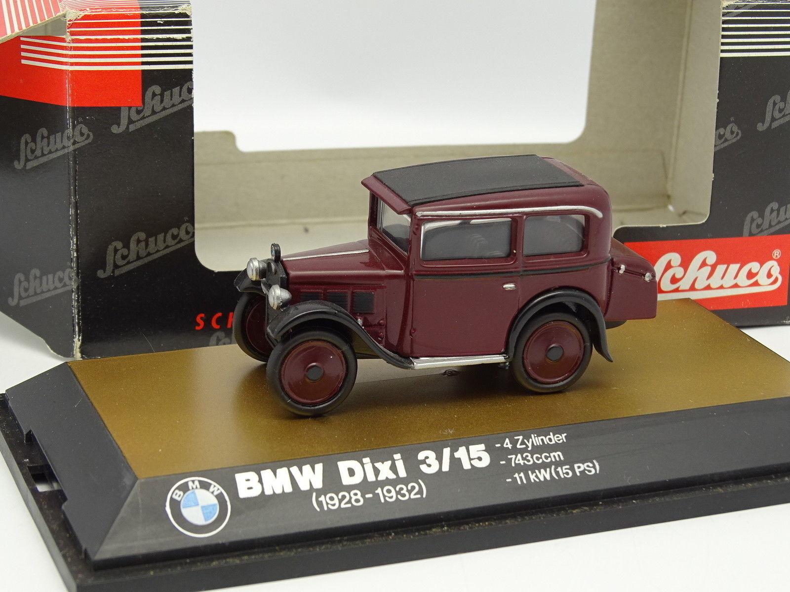 Schuco 1 43 - BMW 3 3 3 15 Dixi red 340fc5