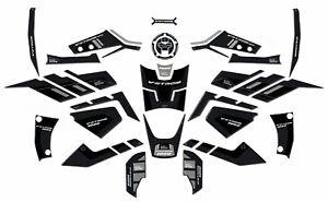 KIT-completo-ADESIVI-3D-per-MOTO-compatibili-SUZUKI-V-STROM-1050-VSTROM-ARGENTO