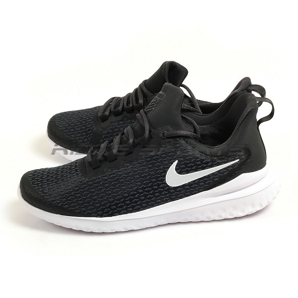 Nike Lifestyle Renew Rival 2E noir/blanc-Anthracite Lifestyle Nike fonctionnement Sneakers AV8456-001 238c4c