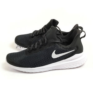d4f5c82d8a66a2 Image is loading Nike-Renew-Rival-2E-Black-White-Anthracite-Lifestyle-