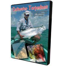 Angel - DVD: Saltwater Torpedos (Fliegenfischen in Belize auf Tarpon & Bonefish)