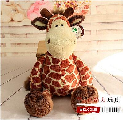 nice plush toy stuffed doll cute giraffe birthday Christmas Valentine gift 1pc