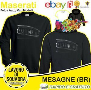 Sweatshirt Maserati Ghibli SUV Sport Car Motor Automobile Gift Idea Levante