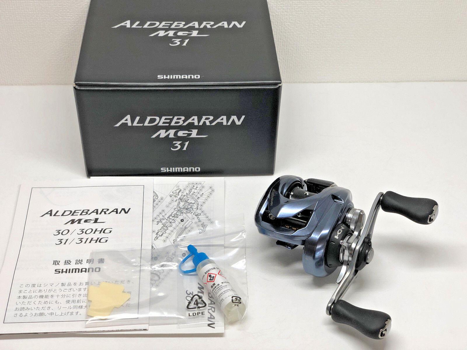 SHIMANO 18 ALDEBARAN MGL 31 LEFT   Free Shipping from Japan