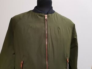 nero Green Z41 S Womens Zip 8 bomber oro Giacca Superdry piccolo Rose 6qZwAY