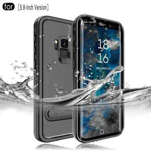 For-Samsung-Galaxy-S8-plus-s9-plus-Waterproof-Case-screen-protector-Diving-shell