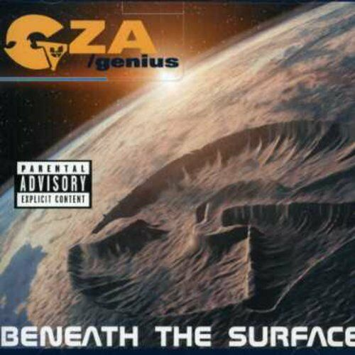 1 of 1 - GZA, GZA/Genius - Beneath the Surface [New CD]