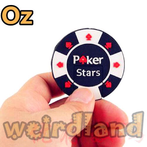 Poker Chip USB Stick 16G Quality 3D USB Flash Drives WeirdLand