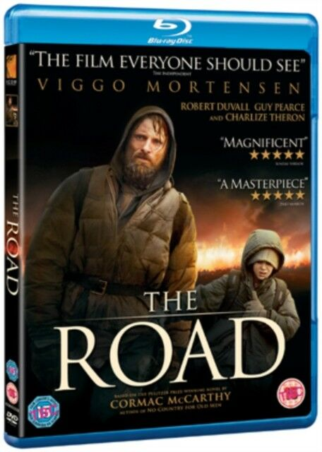 Nuovo The Road Blu-Ray