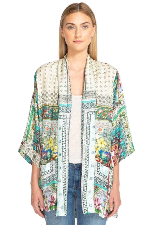 Johnny Was Samira Frame Kimono - C43818A6 Retail Price
