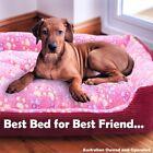 Pet Dog Cat Bed Extra Large Soft Warm Washable Padding Mat Mattress XL XXL XXXL