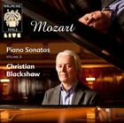Mozart Piano Sonatas Volume 3 Christian Blackshaw Audio CD